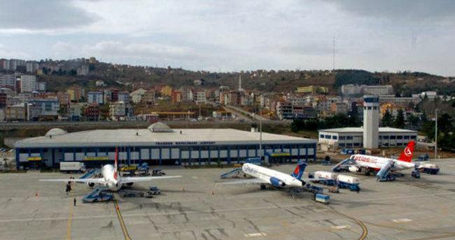 Trabzon Havalimanı 4 milyonu aştı
