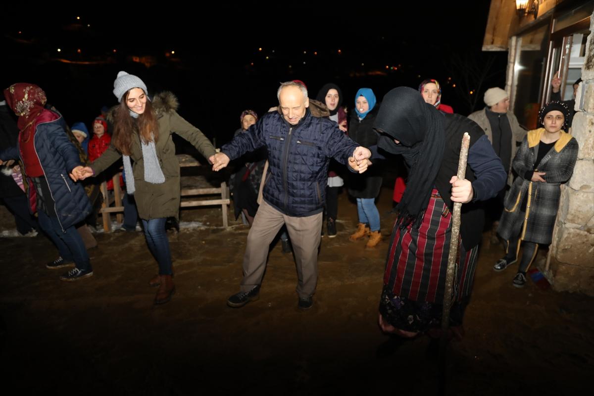 "Trabzon'da ""Kalandar"" kutlandı"
