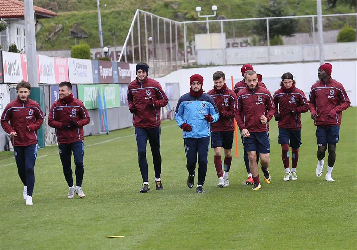 Trabzonspor'da gözler gençlerde