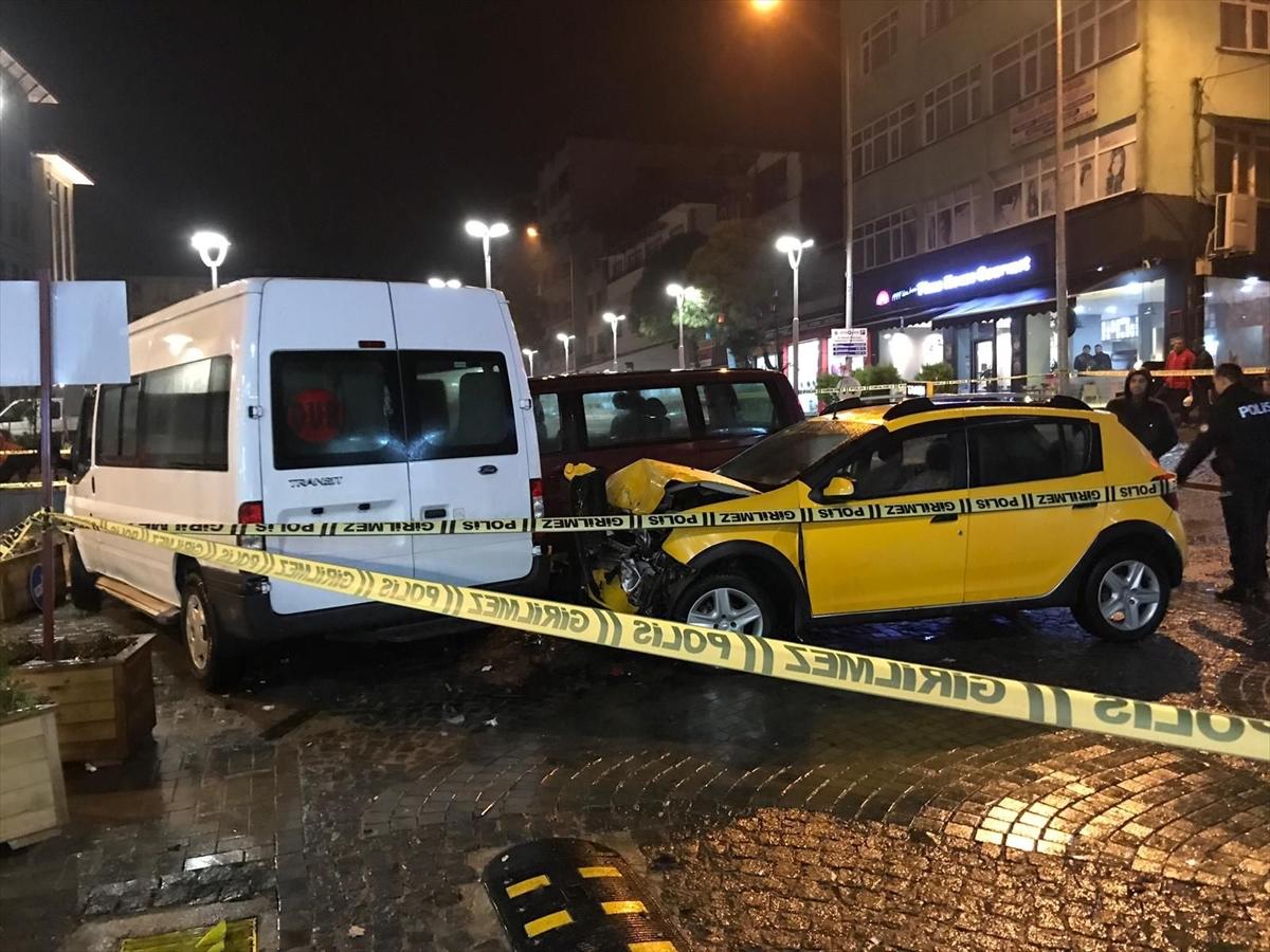 Trabzon'da trafik kazası: 1 yaralı