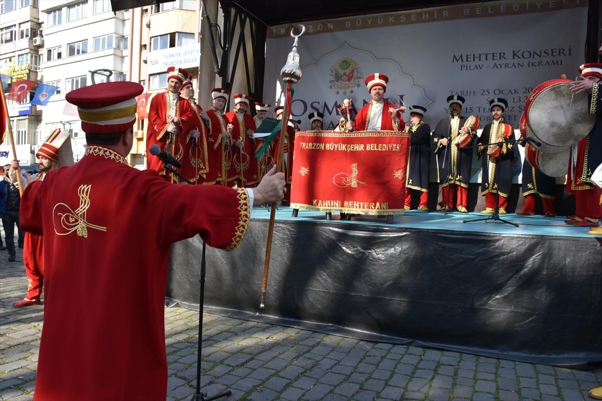 Trabzon'da Osmanlı Haftası kutlamaları