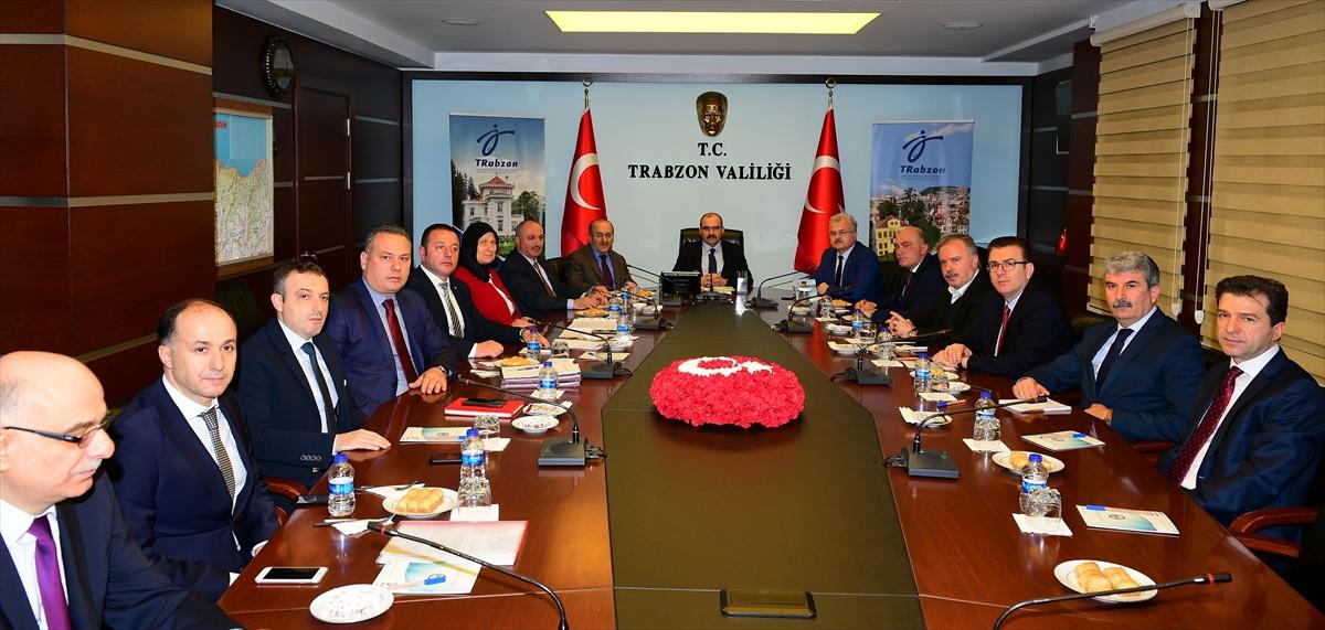 Trabzon'da 60 milyon dolara katı atık tesisi inşa edilecek