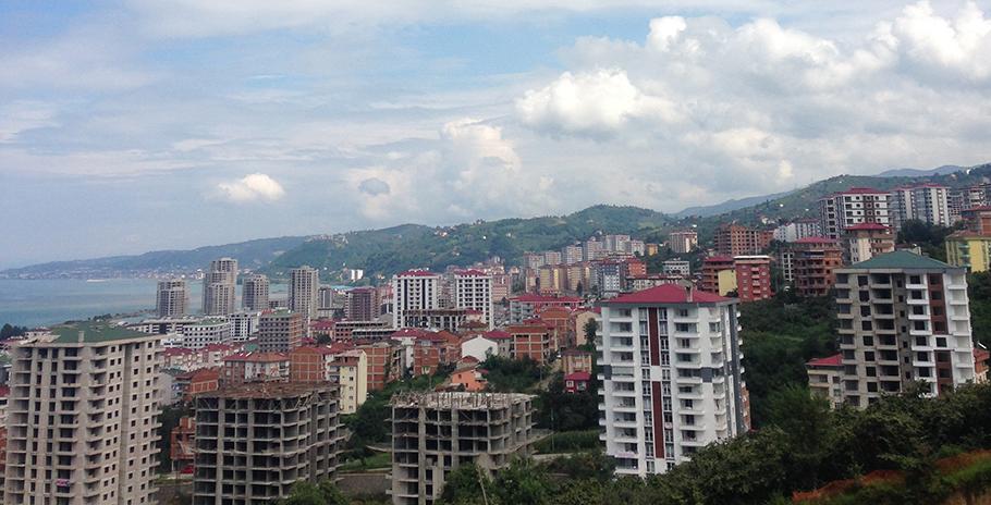Trabzon'da yabancılara satılan konut sayısı yüzde 35,9 arttı