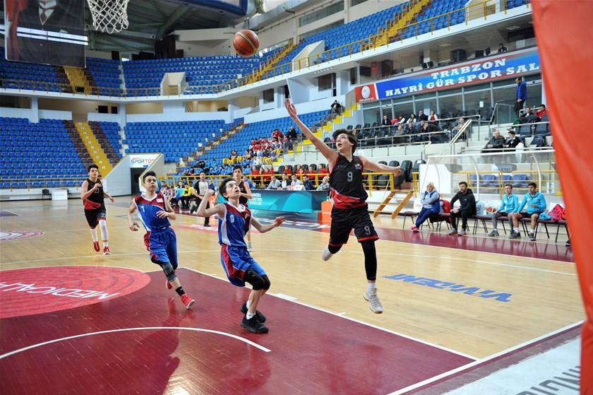Trabzonspor'da basketbol altyapı faaliyetleri başladı