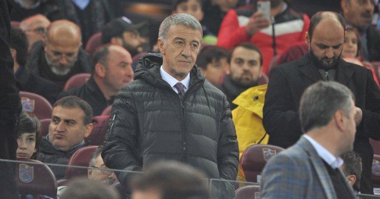 Trabzonspor Başkanı Ağaoğlu hastaneye kaldırıldı