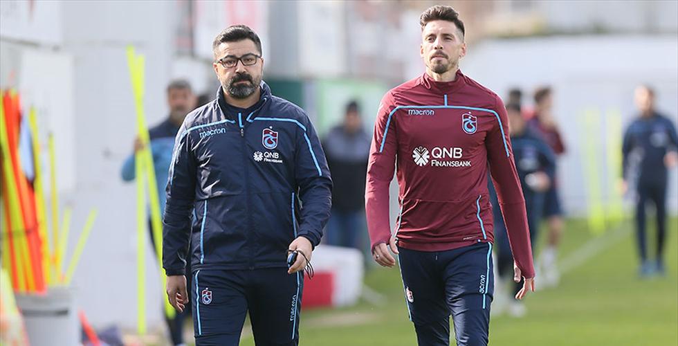 Galatasaray maçı öncesi Trabzonspor'a müjdeli haber