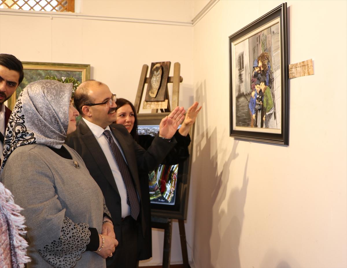 Trabzon Geleneksel El Sanatları Sergisi