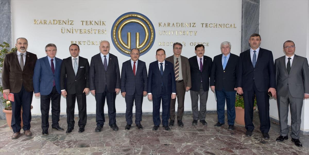 Trabzon'da Üniversite-Sanayi İşbirliği Buluşması