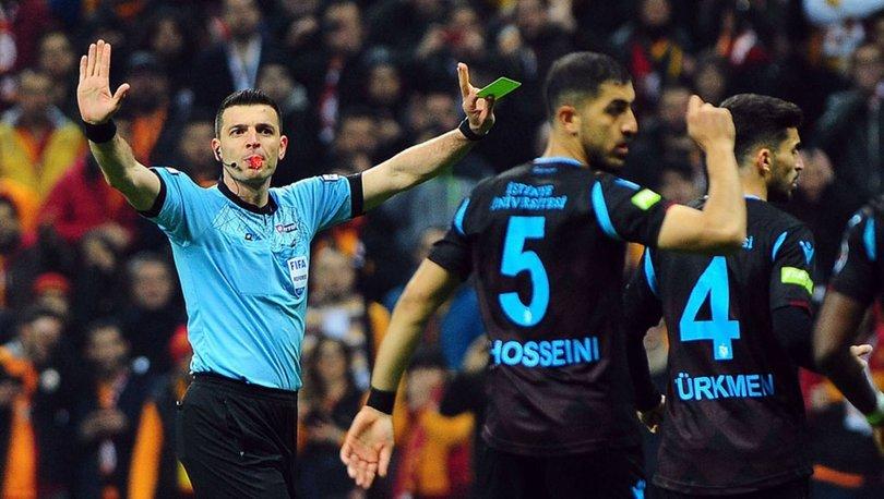 Ümit Öztürk'ün maç raporu ortaya çıktı,görmemiş duymamış
