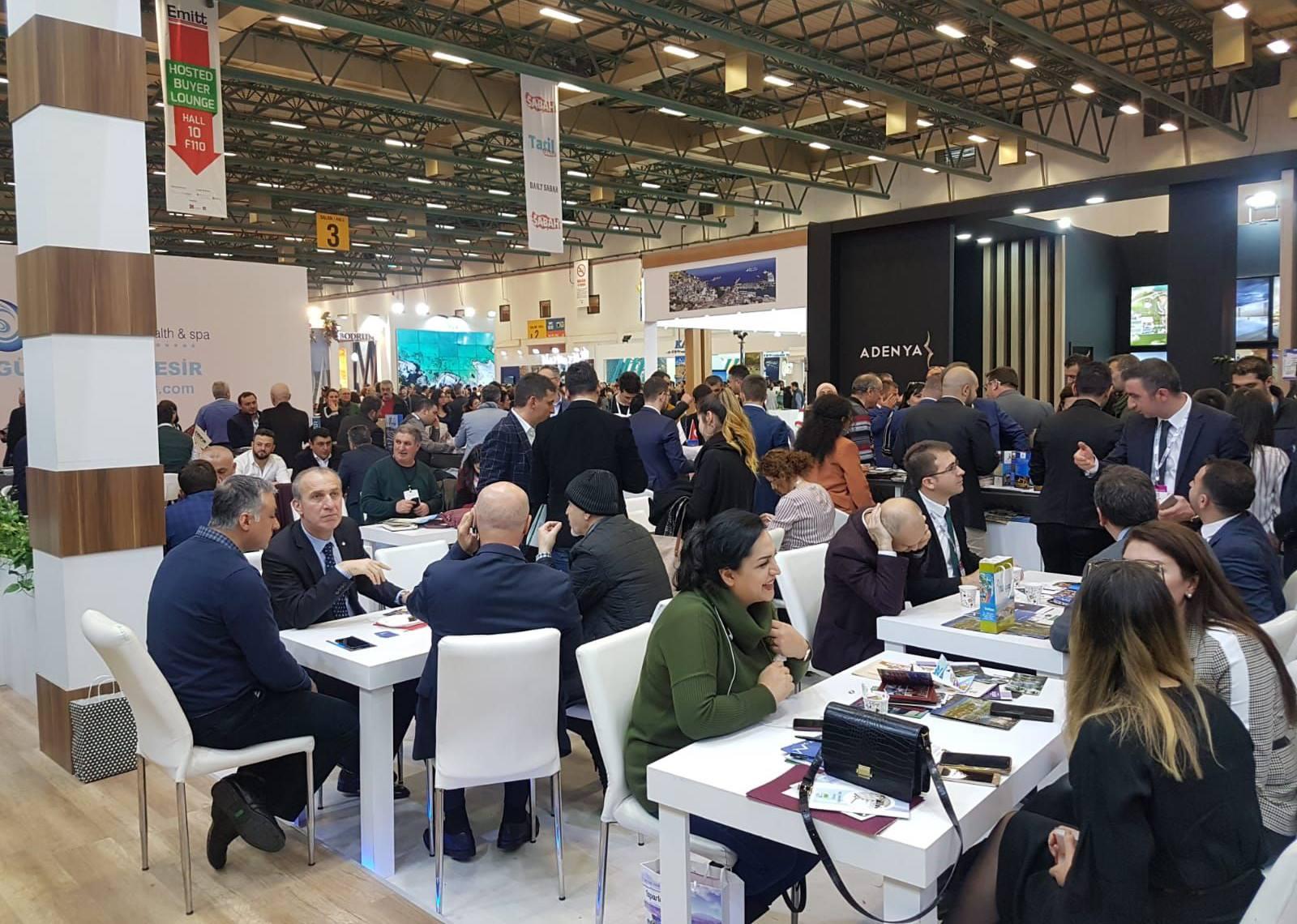 Trabzon ve Doğu Karadeniz EMITT'te tanıtıldı