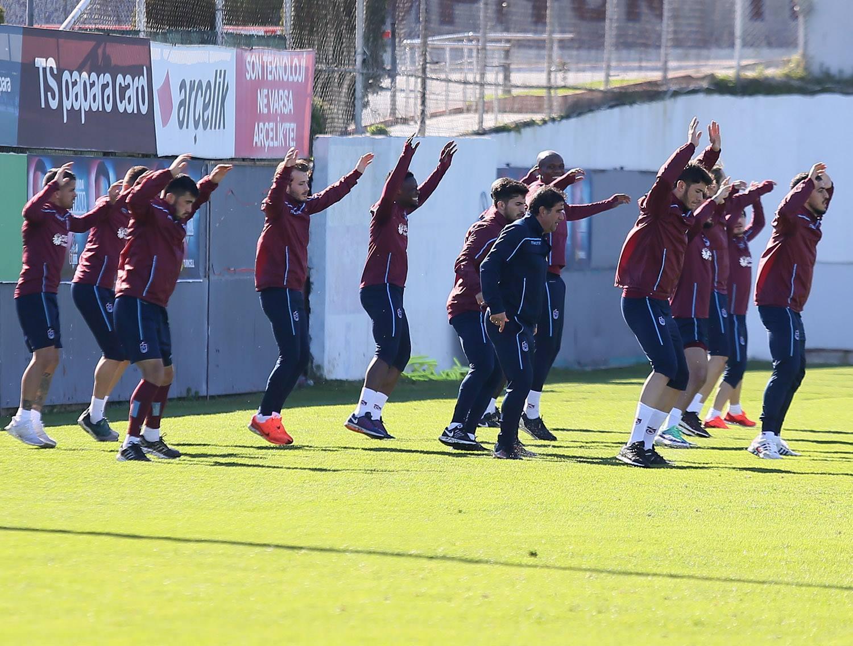 Trabzonspor, kupada Ümraniyespor'u konuk ediyor