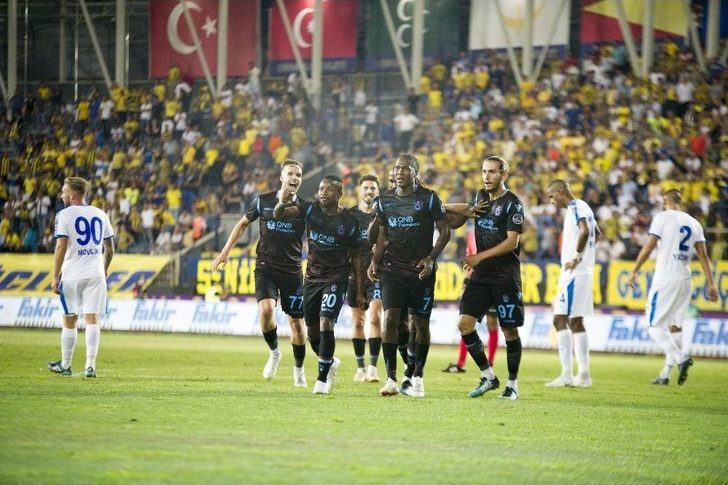 Trabzonspor, MKE Ankaragücü'nü konuk ediyor