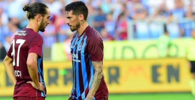 Trabzonspor'da penaltıları onlar kullanacak