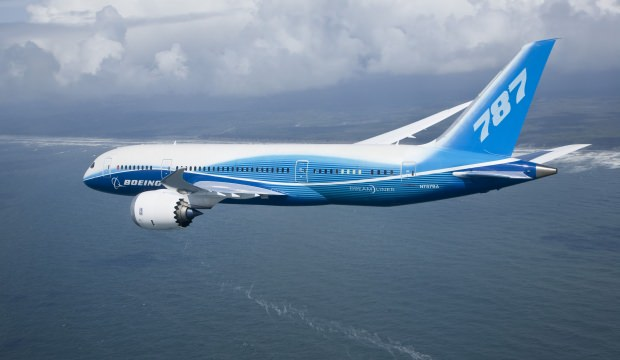 İlk Boeing 787 haziranda THY filosuna katılacak!