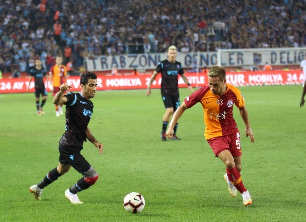 İşte Trabzonspor'un Galatasaray 11'i
