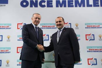 İşte Arsin'in yeni Belediye Başkanı