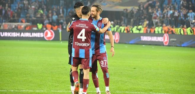 İşte Trabzonspor'un yeni kaptanı!