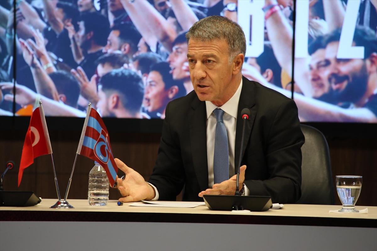 """""""Yeniden yapılandırmanın en önemli aktörü Trabzonspor'dur"""""""