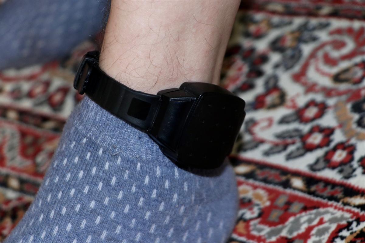 Trabzon'da kadına şiddete karşı elektronik kelepçeli önlem