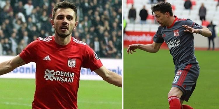 Trabzonspor'dan Sivasspor'un 2 yıldızına kanca!