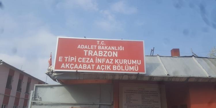 Trabzon'daki cezaevi yıkılıyor!