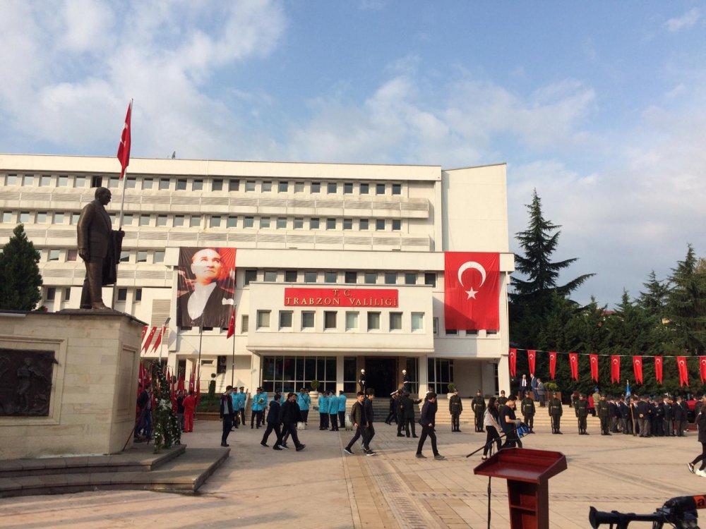Trabzon'da Cumhuriyet coşkusu