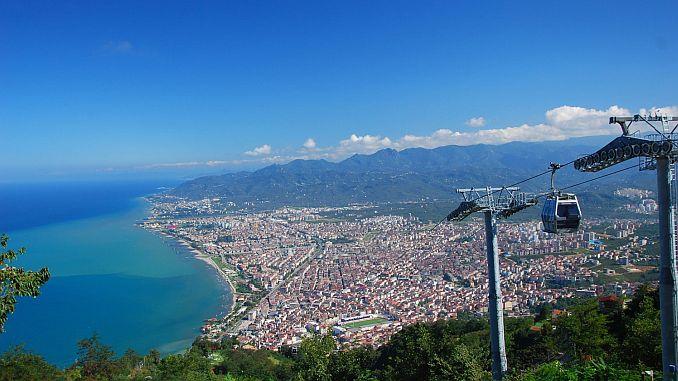 Trabzon'da Boztepe teleferik projesi iptal!