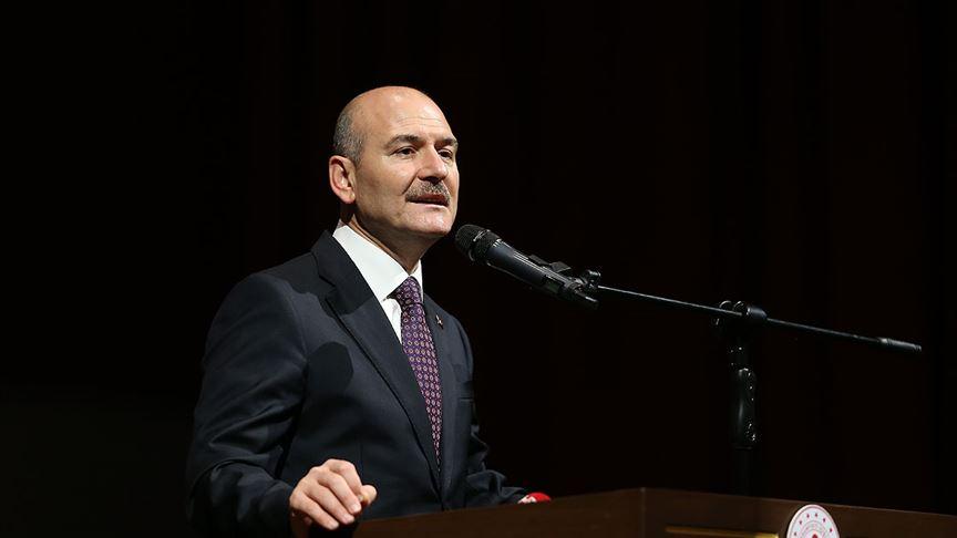 İçişleri Bakanı Soylu: Sonbahar-kış operasyonlarına başladık