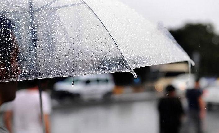 Trabzon yine yağışlı