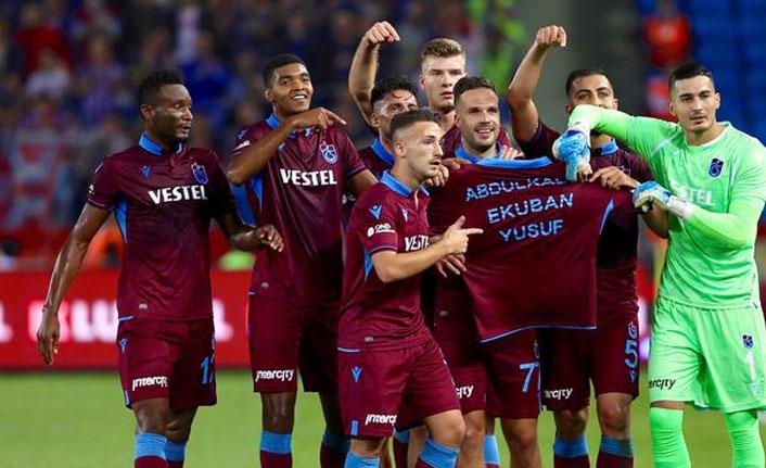 Trabzonspor'un yabancıları bir başka