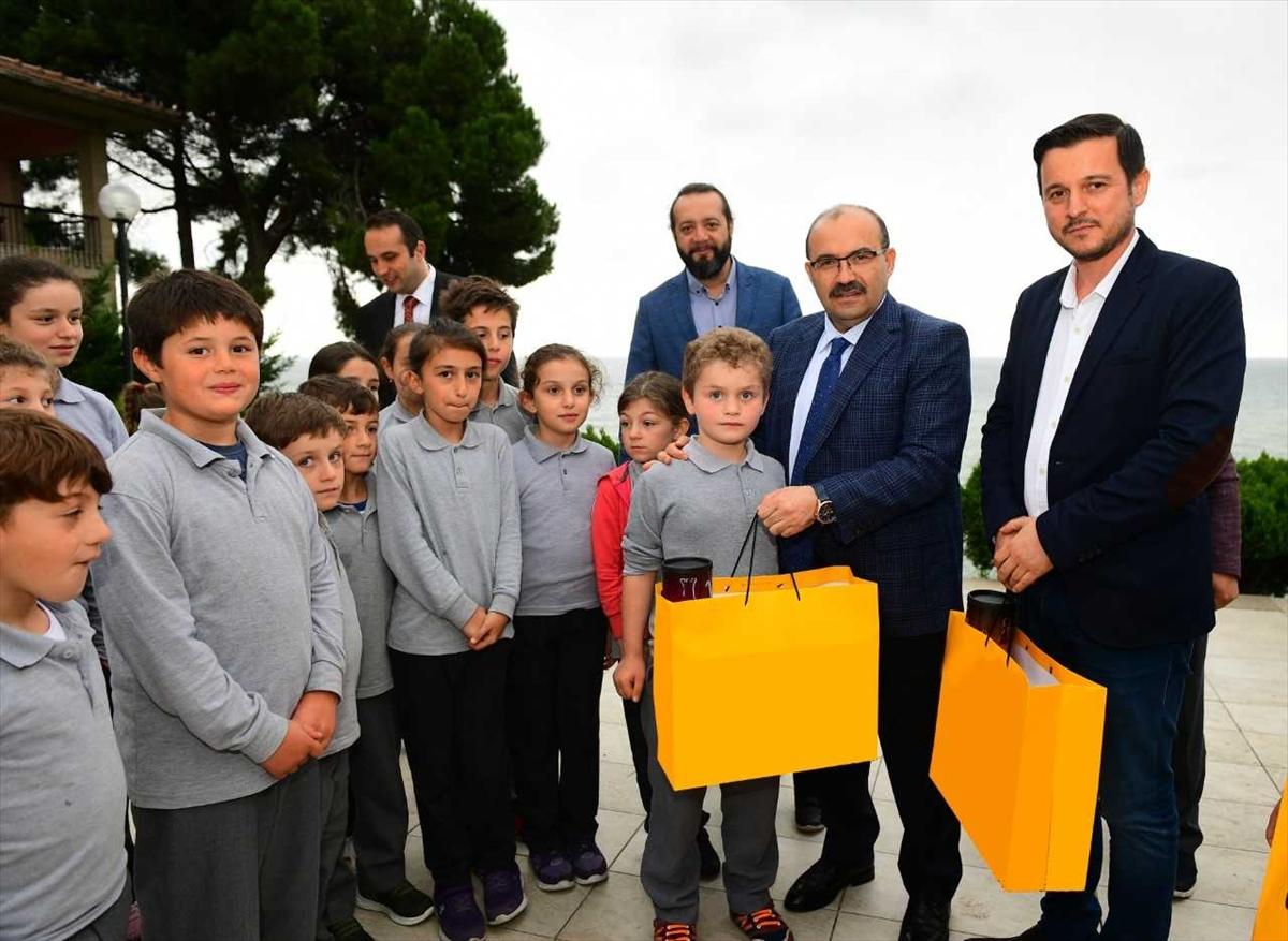 """""""Uzak Köylerdeki Çocuklar Spor Tesisleriyle Buluşuyor"""" projesi"""