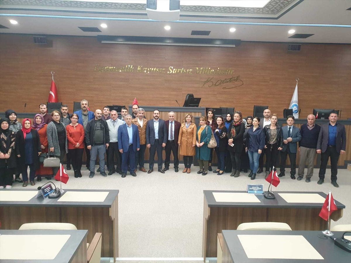 Trabzon'da Sıfır Atık Projesi kapsamında eğitim semineri düzenlendi