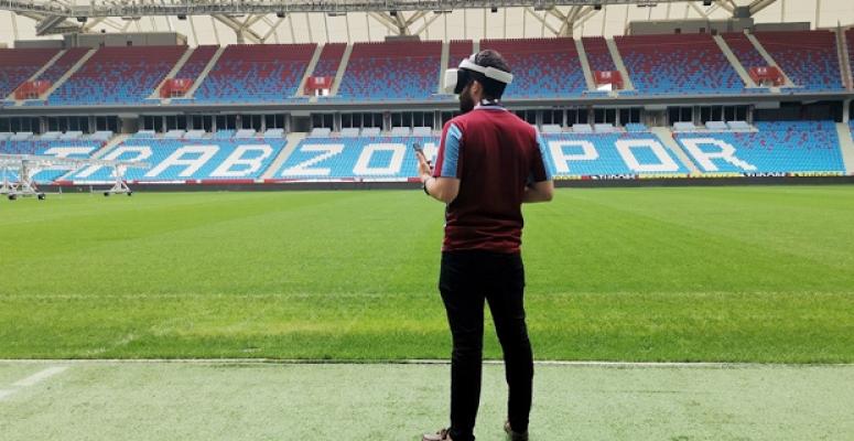 Trabzonspor taraftarı maçı sahada izleyecek!