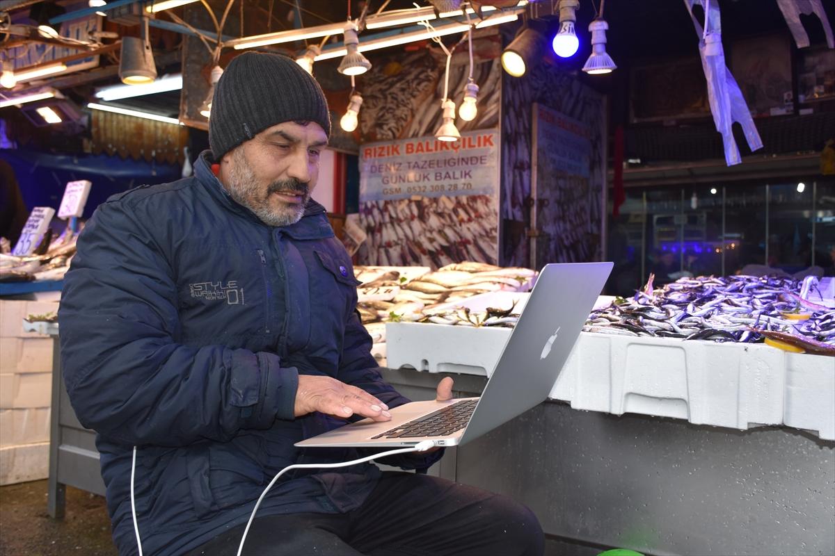 """Karadenizli balıkçılar AA'nın """"Yılın Fotoğrafları"""" oylamasına katıldı"""