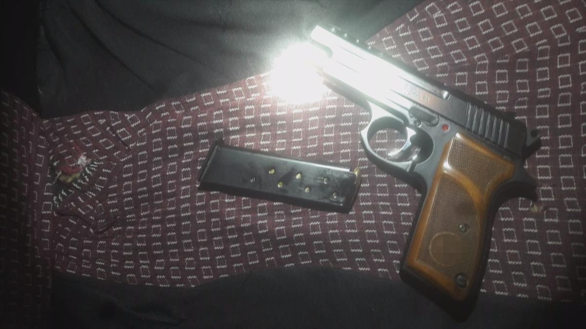 Trabzon'da muhtarı öldüren kişi yakalandı