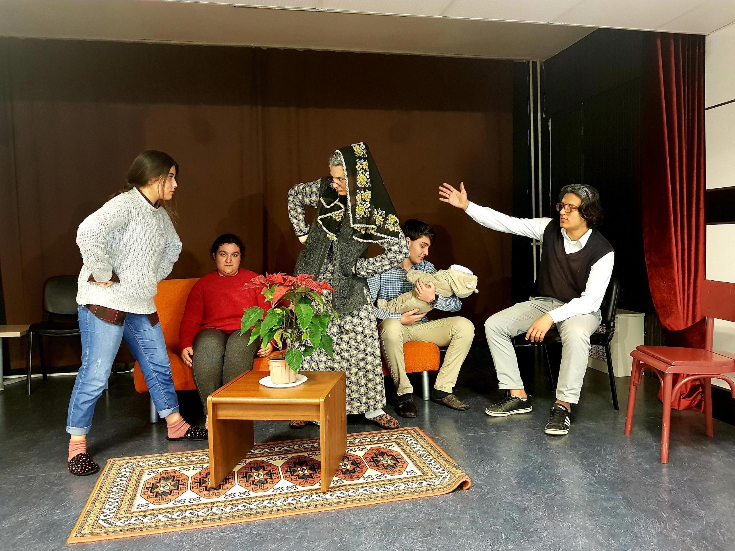 Arsin Anadolu Lisesi Tiyatro Kulübü'nde yeni oyun
