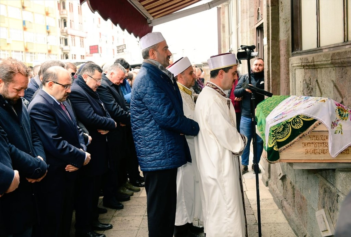 Ortahisar Belediye Başkanı Genç'in acı günü