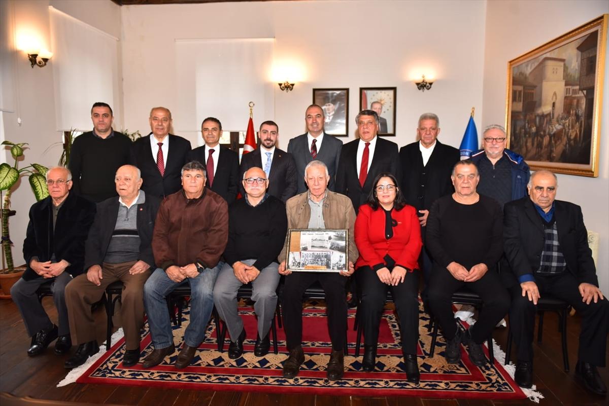 Kıbrıs Barış Turnuvası'nın efsane isimleri 45 yıl sonra Trabzon'da buluştu