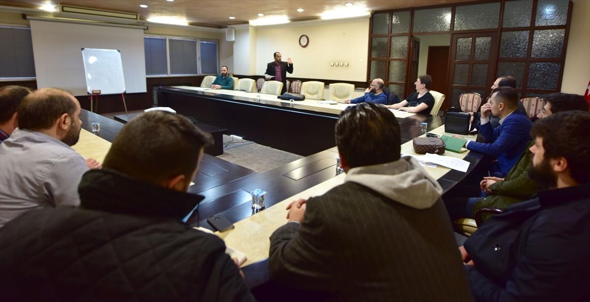 TTSO'da temel Arapça kursları başladı