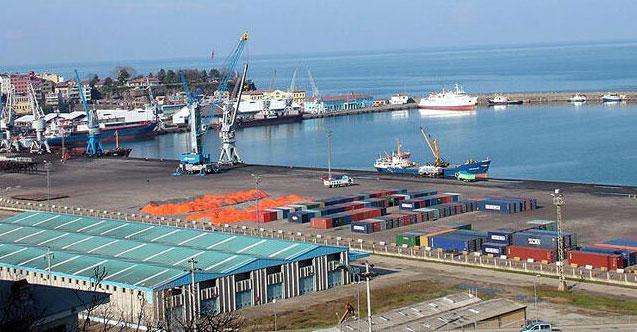 Karadeniz'de ihracat lideri Trabzon oldu