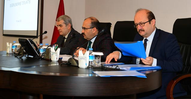 Trabzon'da Uyuşturucu ile mücadele toplantısında önemli karar