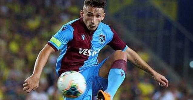 Trabzonspor'da Avdijaj'a izin çıktı