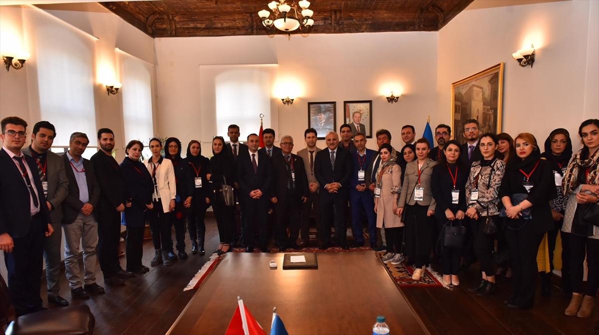 Trabzon ile İran arasında turizmin geliştirilmesi için fikir alışverişi