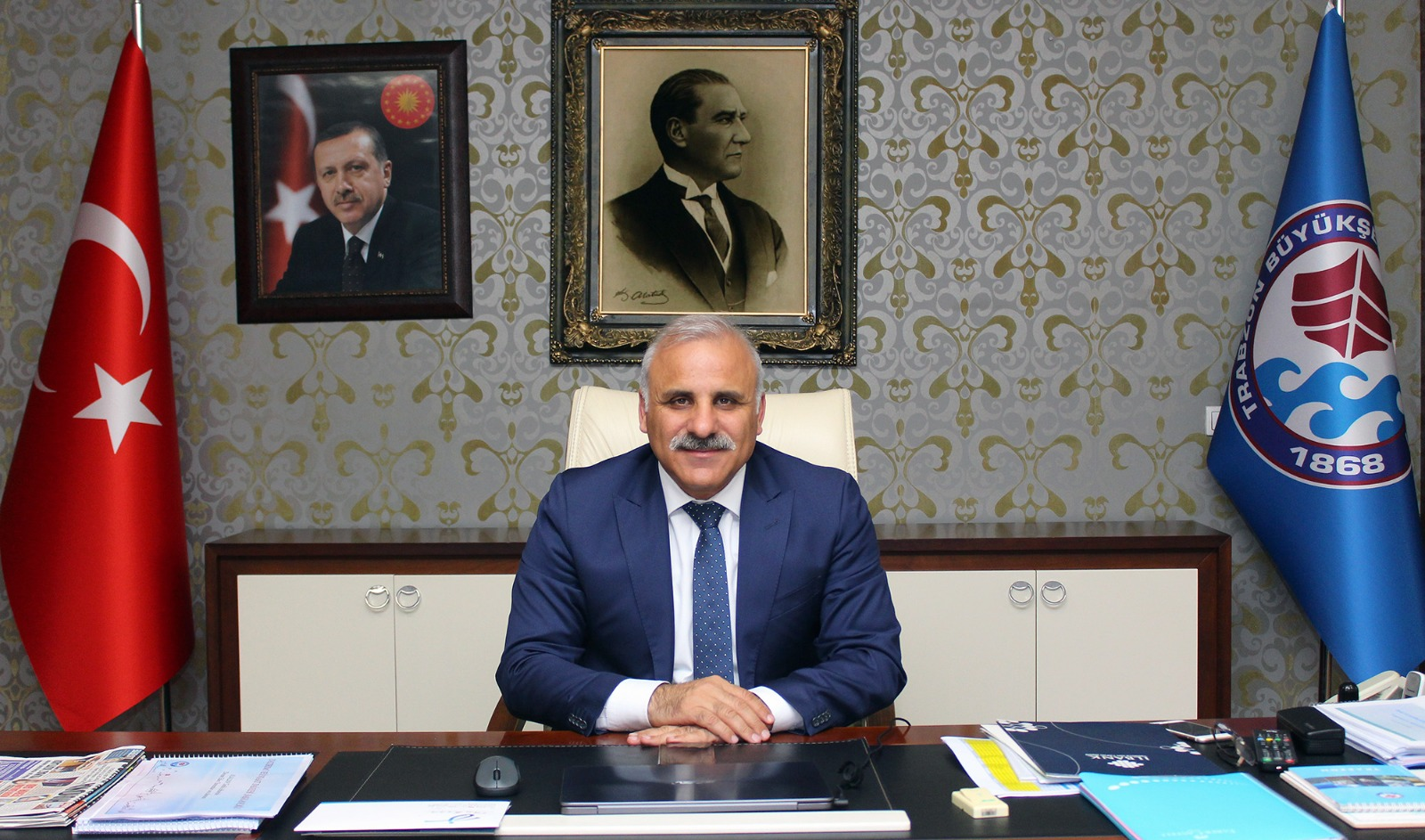 Başkan Zorluoğlu Trabzon'un Kurtuluşu İçin Mesaj Yayınladı