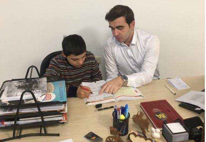 Büyükşehir'in Danışmanlık Hizmetleri İlgi Görüyor