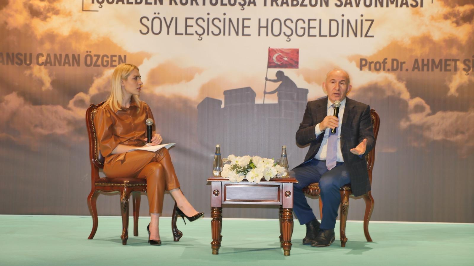 'İşgalden Kurtuluşa Trabzon Savunması' Konuşuldu