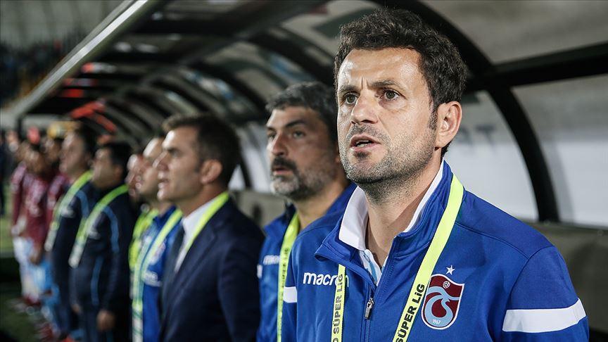 """Trabzonspor Teknik Direktörü Çimşir: """"İki kulvarda da hedefimiz belli"""""""