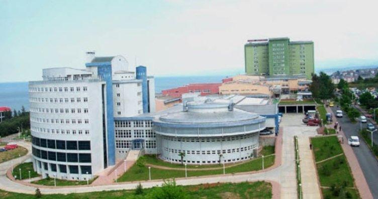 Trabzon Üniversitesinde uzaktan eğitim 23 Mart'ta başlayacak