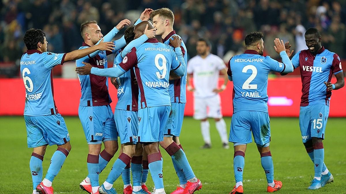 Trabzonspor deplasmanda yenilmezliğini sürdürmek istiyor