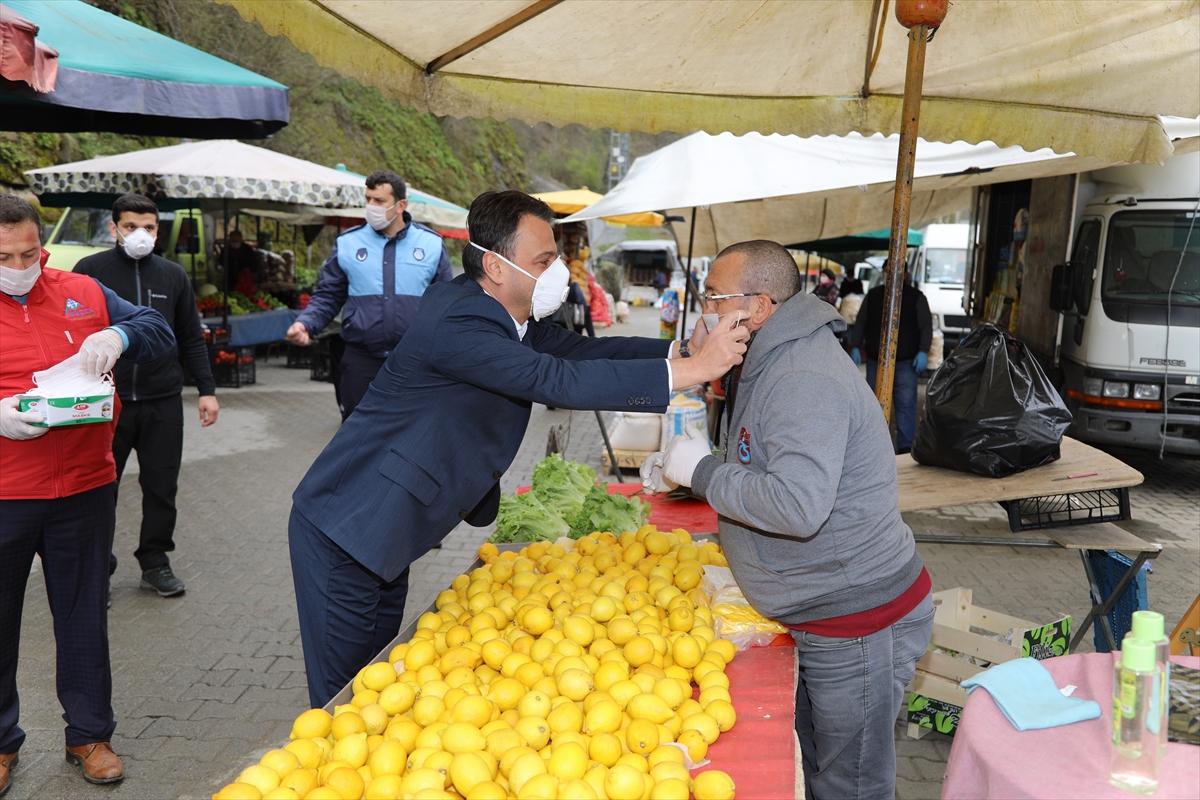Trabzon, Giresun, Rize ve Ordu'da koronavirüs tedbirleri